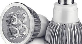 LED燈具塑膠射出