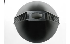 LED燈外殼塑膠射出
